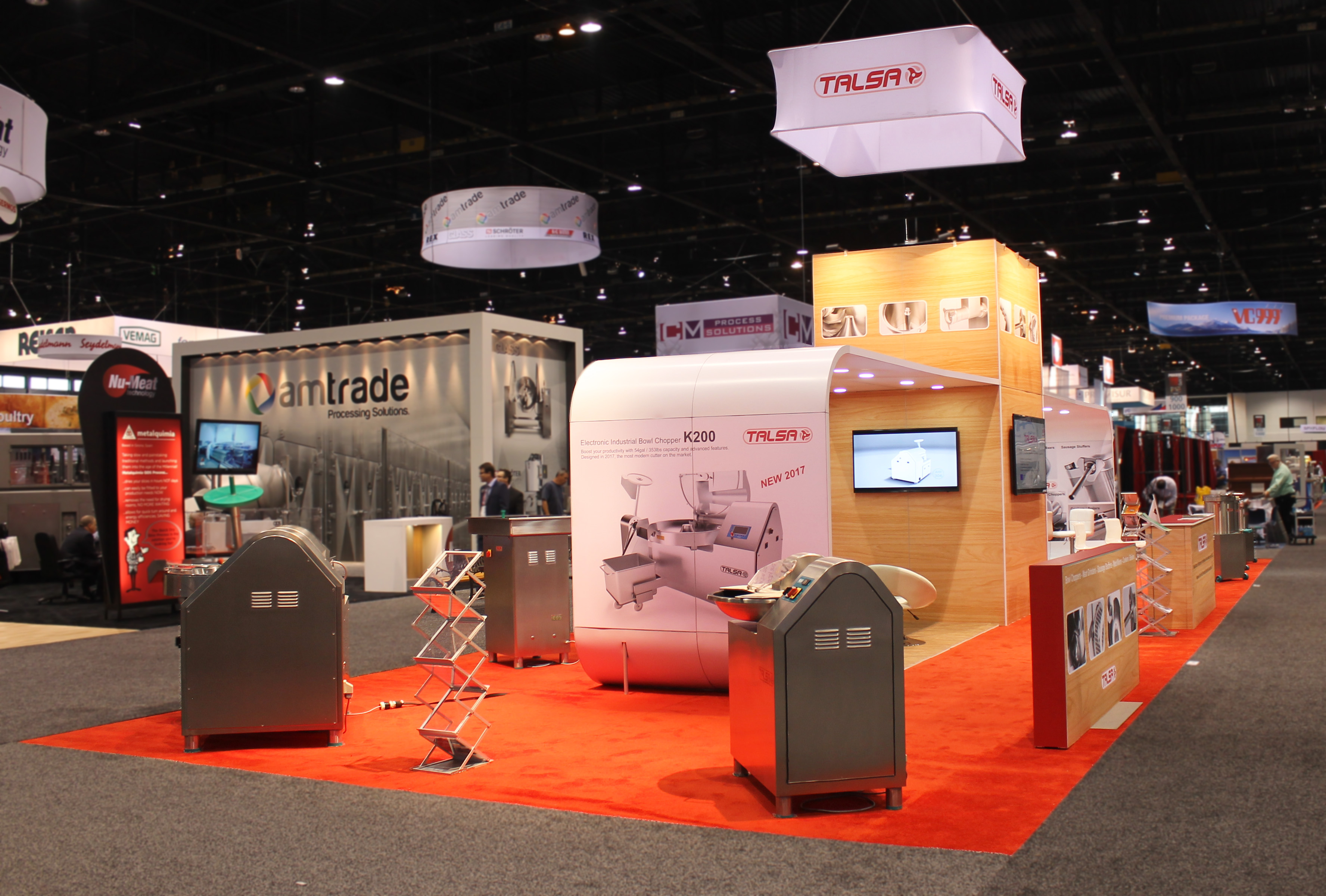 Modern Exhibition Stand Quotes : Trade show exhibits our work new york boston anvi