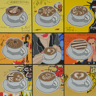 COFFEE WITH JEAN-MICHEL