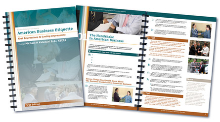 Business Etiquette Manual