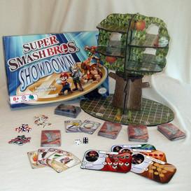 SSB Boardgame Concept