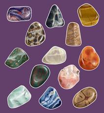 Stone Stickers