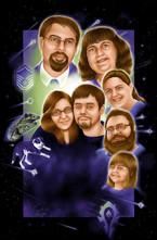 Family Poster 3