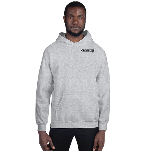 ClimbLife™ Branded Bouldering Unisex Hoodie