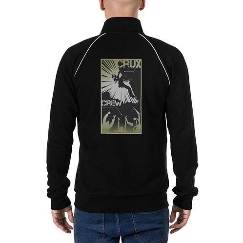 ClimbLife™ CruxCrew Piped Fleece Jacket