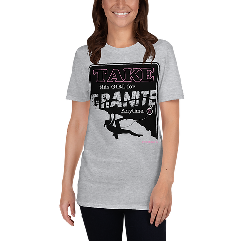 ClimbLife™ Granite Women's Tee