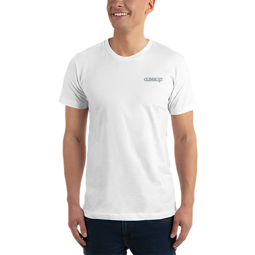 ClimbLife™ Branded Boulderer Embroidered T-Shirt