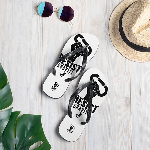 ClimbLife™ Resist Gravity Flip-Flops