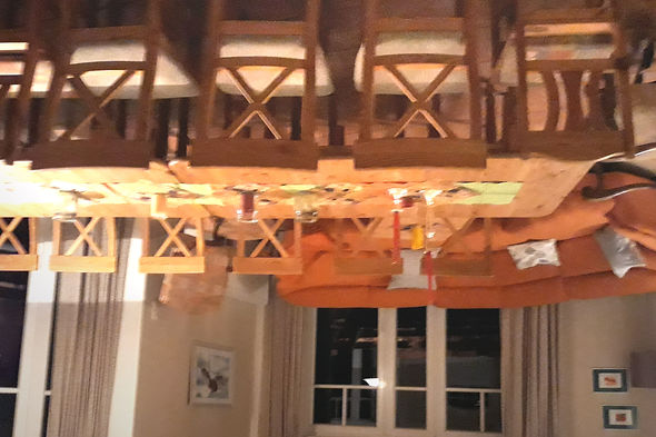 Ferienhaus für Gruppen, Gemeinschaftsraum, Villa Klatschmohn