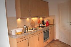 komplett ausgestattete Küchen