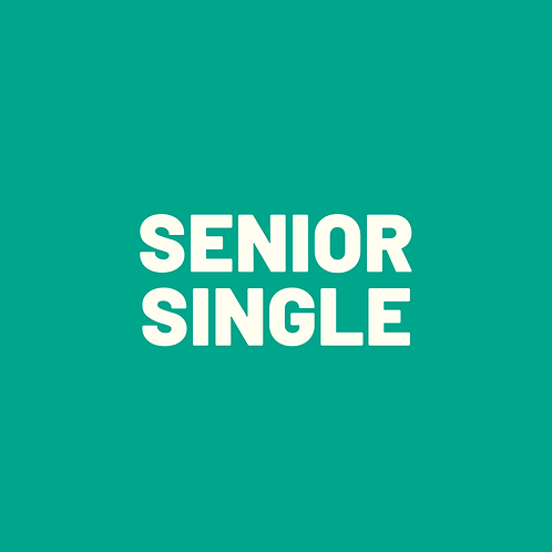 Early Bird Senior Single