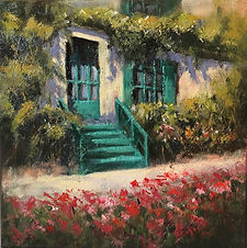 Frank Culberson The French Door 2_x2_.jp
