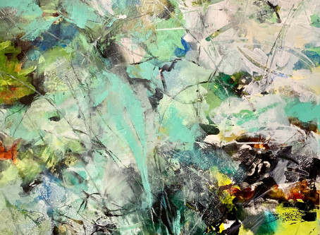 """""""Out of my Head"""" Artists' Attic presents the Work ofMarcia Cone, Deborah Westerfield and Steve Head"""