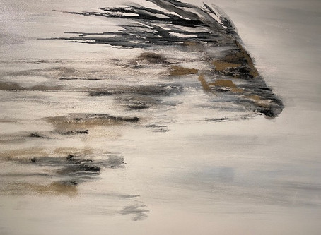 Minerals, Sand and Coal...An Artist's Sandbox