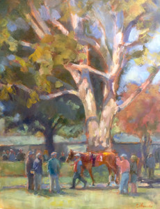 Oil Painting by Cissy Hamilton