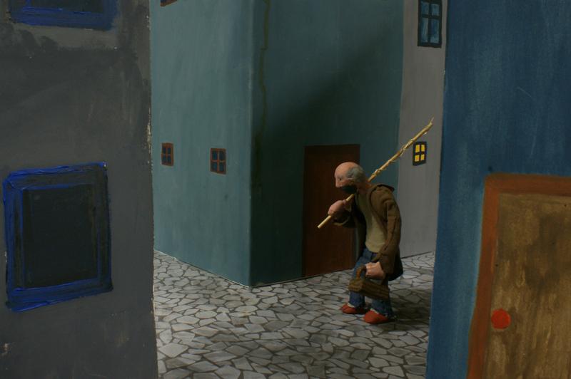 Animated movie Dream of Living