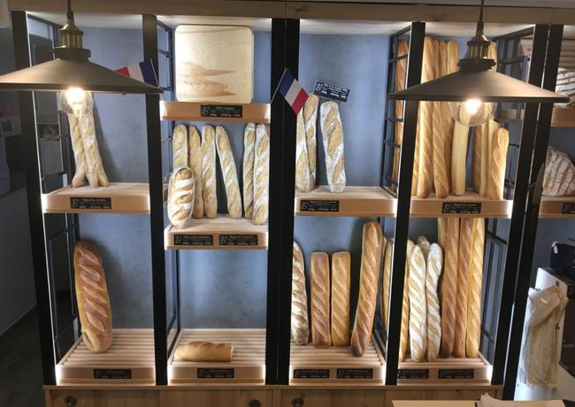 Réalisation Boulangerie Pâtisserie