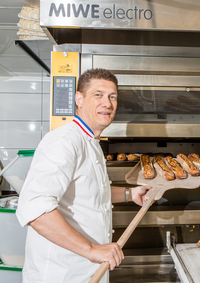 Joël Defives chez Thierry Marx La Boulangerie