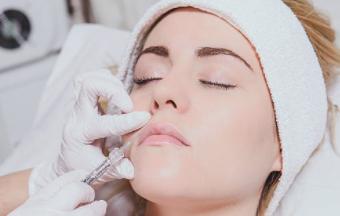 Anti-Wrinkle Botox lower face