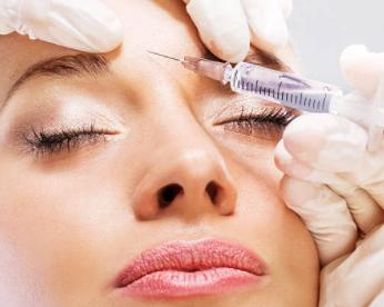Anti-Wrinkle Botox upper face