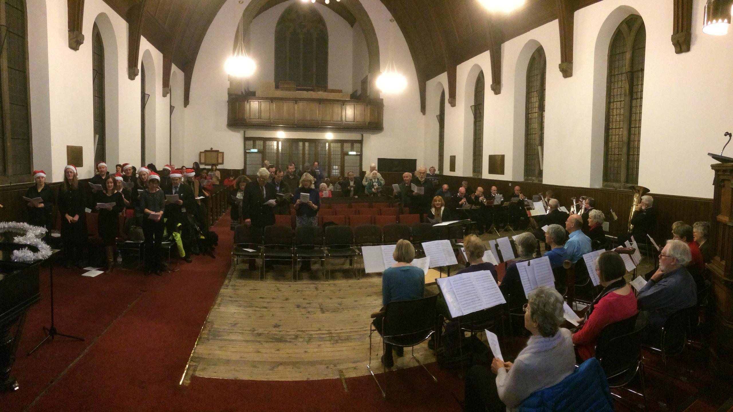 Community Christmas Concert 2016