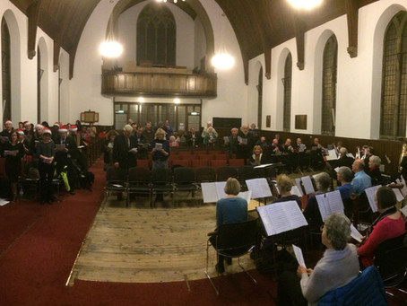 Review of Community Christmas Concert
