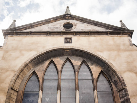 Greyfriars Kirk is recruiting for a communications role!