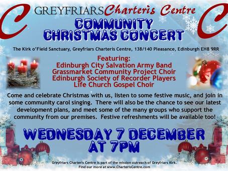 Celebrating Community and Christmas