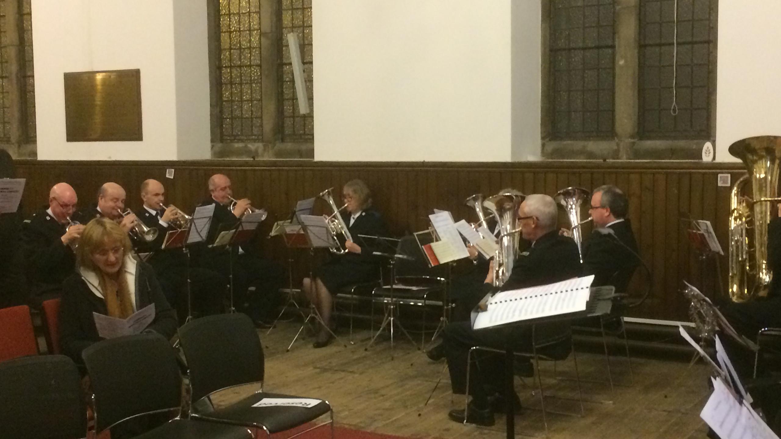 Edinburgh City Salvation Army Band