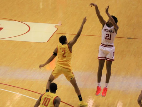 Hoosiers fall to the Terps