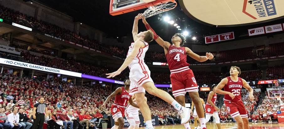 Hoosiers Battle the Badgers tomorrow