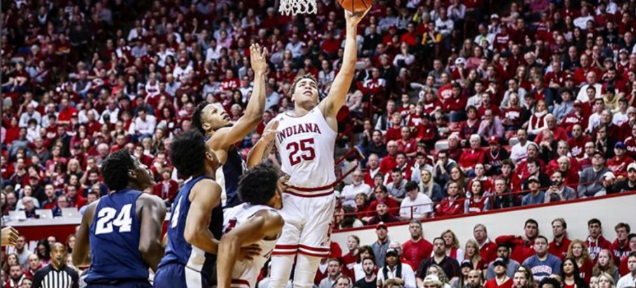 Hoosiers get a big win over Penn State