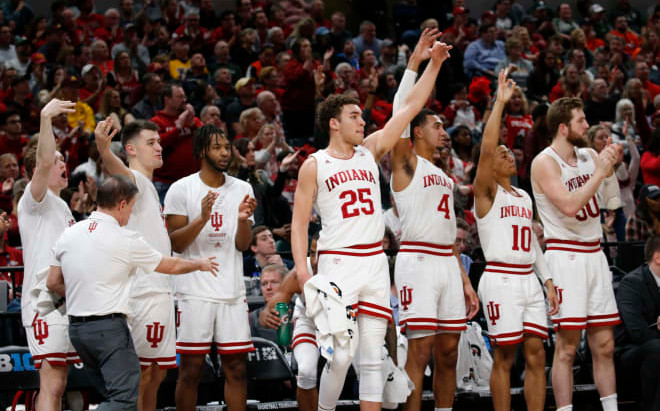 IUBB gets a win. We talk about it with Shon Morris