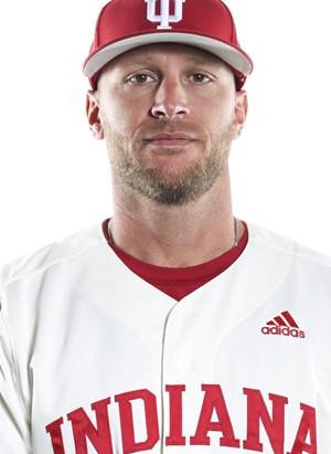 Hoosier baseball coach Jeff Mercer stops by
