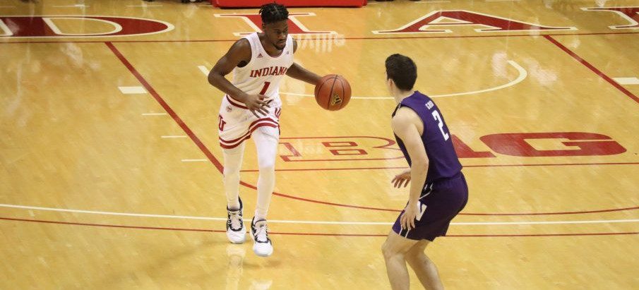 Hoosiers get the win at home