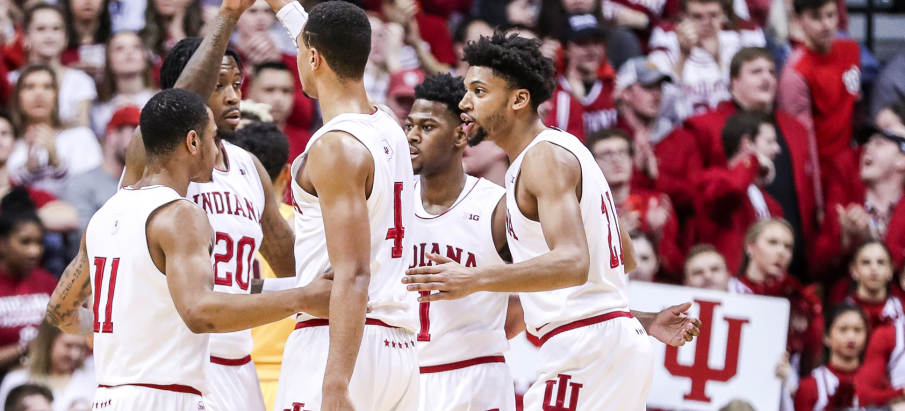 Hoosiers sitting comfortably for NCAA tourney
