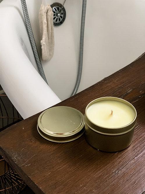 Imperfects - la Maison travel tin candle