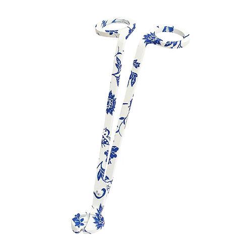 Wickman Blue + White China motif wick trimmer
