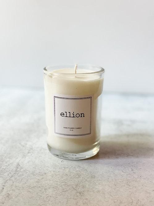 ellion cotton wick tumbler - 8oz