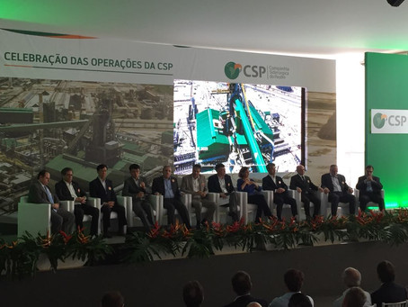 CSP celebrates transaction in Ceará