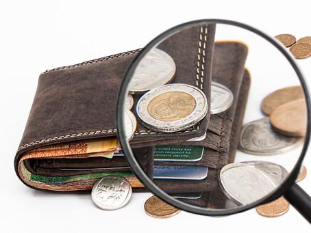 Você sabe para onde está indo o seu dinheiro?