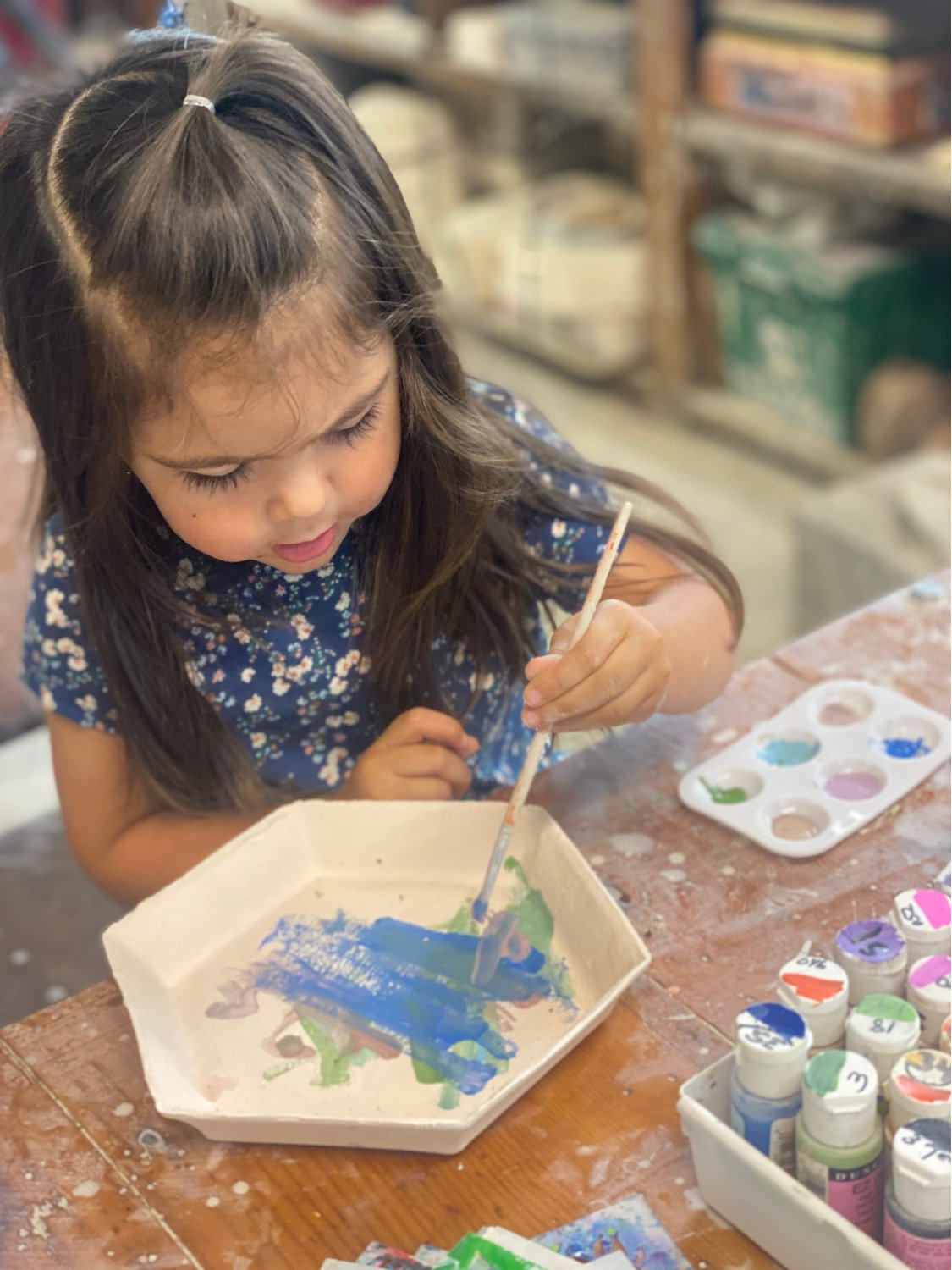 Kids & Clay Day