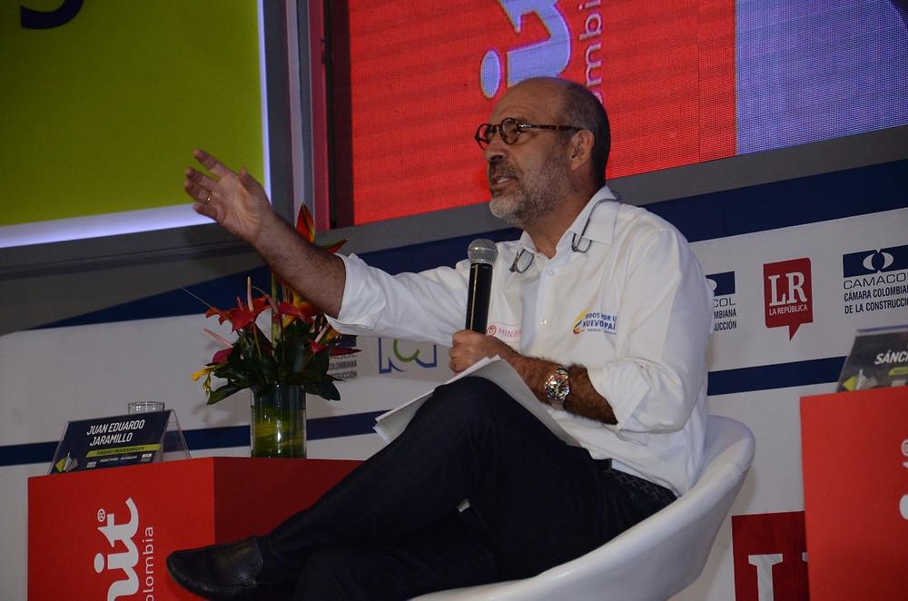 Camilo Sánchez Ortega, MinVienda