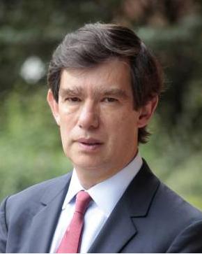 Francisco Reyes, superintendente de Sociedades