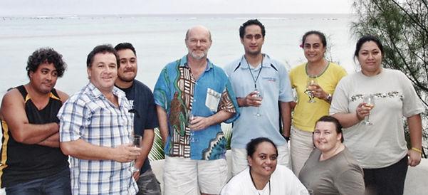 Cook Islands - Training on Environmental