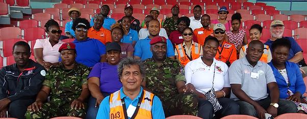 Trinidad and Tobago - Participants in Cl