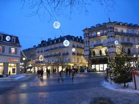 Downtown / Stadtzentrum