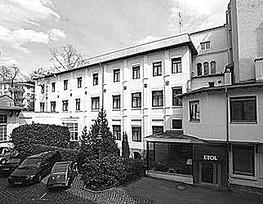 Hotel Etol 1960
