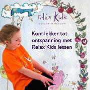 kom lekker ontspannen met Relax kids lessen bij IkZeker in Willemstad