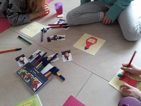 Neuroassociatie bij affirmatie, relax kids, aanbod ikzeker, sociaal emotionele ontwikkeling