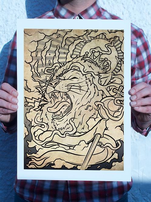 Zion Lion